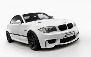 BMW-News-Blog: Prior_Design_macht_den_BMW_1er_Coup__E82__Widebodykit_im_Stile_des_1er_M