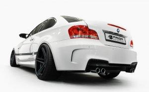 BMW-News-Blog: Prior_Design_macht_den_BMW_1er_Coup__E82__Widebodykit_im_Stile_des_1er_M