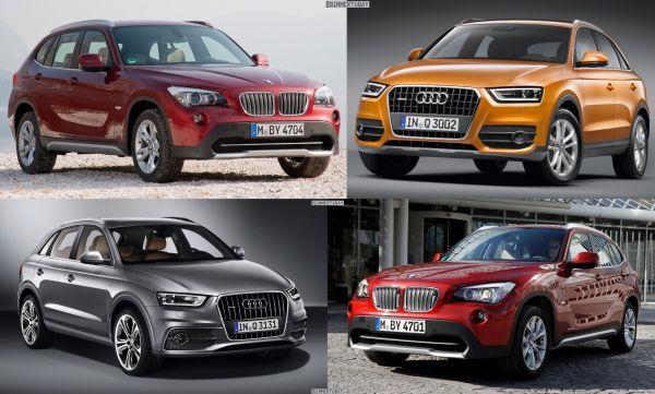 BMW-News-Blog: BMW_X1_erhaelt_Gesellschaft__Der_neue_Audi_Q3