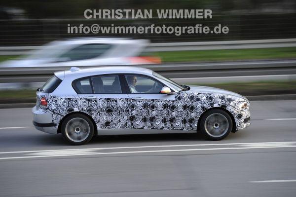 BMW-News-Blog: Weitere_Spyshots_zum_neuen_BMW_1er__F20_