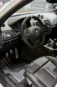 BMW-News-Blog: IAA: BMW Performance zeigt Teile für den 1er F20 - BMW-Syndikat