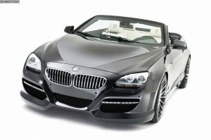BMW-News-Blog: IAA: Das BMW 6er Cabrio von Hamann Motorsport - BMW-Syndikat