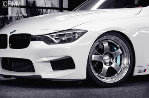 BMW-News-Blog: BMW 3er F30 noch aggressiver: 1013MM Photography u - BMW-Syndikat