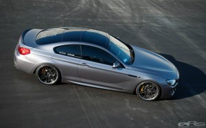 BMW-News-Blog: BMW 6er F13: Frozen Grey Metallic von The R's Tuni - BMW-Syndikat