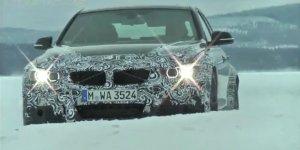 BMW-News-Blog: Neues_Spy-Video__BMW_M3__F80__dreht_Runden_auf_dem_Nuerburgring