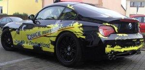 BMW-News-Blog: Essen Motor Show: Drift United und der BMW E21 M3 - BMW-Syndikat