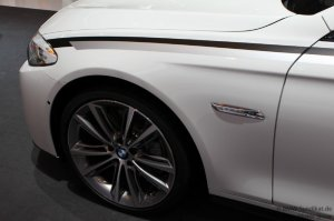 BMW-News-Blog: BMW M Performance zur Essen Motor Show 2012: BMW 5 - BMW-Syndikat