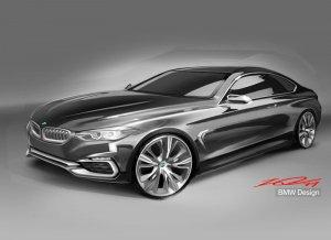 BMW-News-Blog: Rendering__BMW_M4__F82__auf_Basis_des_BMW_Concept_4er_Coup___F32_