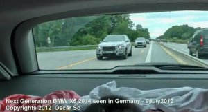 BMW-News-Blog: (Video-News) BMW X5 2014 (F15): Ein wenig ungetarn - BMW-Syndikat
