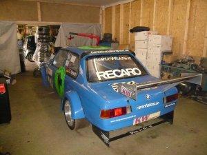 BMW-News-Blog: Projekt BMW E21 M3 V8: Historischer Rennwagen mit - BMW-Syndikat