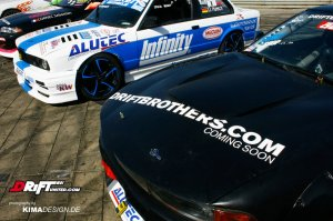 BMW-News-Blog: Drift United in 2012: Neue Saison im Driftsport - BMW-Syndikat