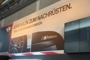 BMW-News-Blog: Bilder von BMW M Performance auf der Tuning World - BMW-Syndikat