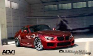 BMW-News-Blog: Kraftpaket_BMW_Zagato_M_Coup___Rendering_mit_spezifischer_M_Frontschuerze_und_neuem_Heckdesign