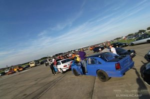BMW-News-Blog: Tuning Summer Camp 2012: Es geht heiss her, in Bau - BMW-Syndikat