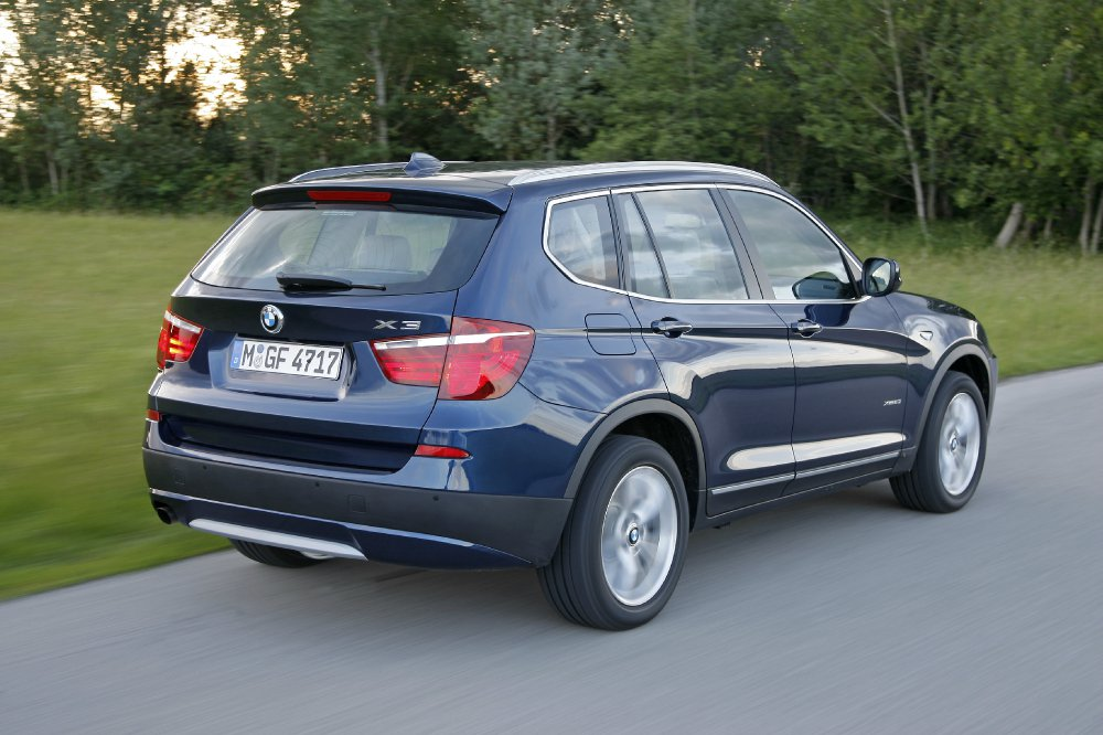 bmw x3 sdrive18d ohne allrad sparen mit dem kompakt suv. Black Bedroom Furniture Sets. Home Design Ideas