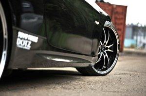 BMW-News-Blog: The_Black_Mamba__360_PS_im_BMW_335i_von_Dotz