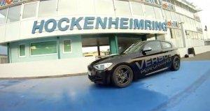 BMW-News-Blog: Video-News__BMW_M135i__F21__auf_dem_Hockenheimring_by_Versus_Performance
