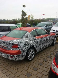 BMW-News-Blog: BMW 2er Coup� 2014 (F22): Erlk�nigfotos zeigen Nac - BMW-Syndikat