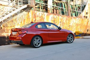 BMW-News-Blog: Leak: Offizielle Fotos vom BMW 2er M235i Coup� (F2 - BMW-Syndikat