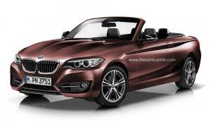 BMW-News-Blog: Rendering: Theophilus Chin zeigt BMW 2er Cabrio (F - BMW-Syndikat