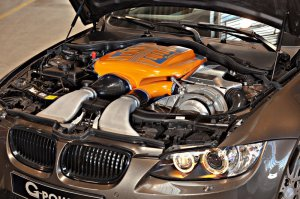 BMW-News-Blog: G-Power M3 Hurricane RS: Mit 720 PS und 700 Nm auf - BMW-Syndikat