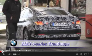 BMW-News-Blog: Video: BMW 4er Gran Coup� 2014 (F36) auf der N�rbu - BMW-Syndikat
