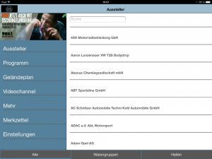 BMW-News-Blog: Essen Motor Show 2013: Die App zum Tuning-Event - BMW-Syndikat