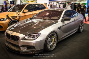 "BMW-News-Blog: Essen Motor Show 2013: Manhart Performance ""MH6 70 - BMW-Syndikat"