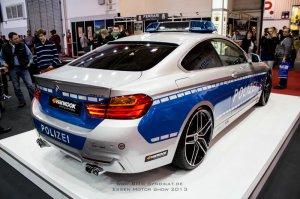 BMW-News-Blog: Essen Motor Show 2013: BMW 4er 428i Coupé (F32) be - BMW-Syndikat