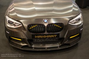 BMW-News-Blog: Essen Motor Show 2013: Live-Bilder zeigen Manhart - BMW-Syndikat