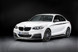 BMW-News-Blog: BMW M Performance Zubeh�r f�r das BMW 2er Coup� (F - BMW-Syndikat