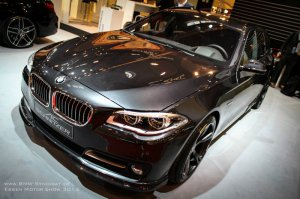 BMW-News-Blog: Essen Motor Show 2013: BMW-Tuning-Highlights in un - BMW-Syndikat
