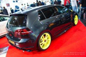 BMW-News-Blog: Essen Motor Show 2013: BMW M135i-Tuning (F20) von - BMW-Syndikat