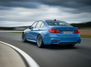 BMW-News-Blog: BMW M3 / M4 2014: �Smokey Burnout�-Funktion? - BMW-Syndikat
