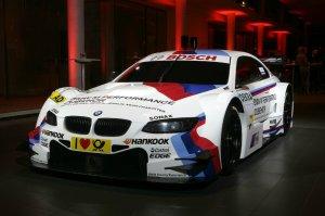 BMW-News-Blog: Video: Matthias Malmedie fährt BMW M3 DTM-Fahrzeug - BMW-Syndikat