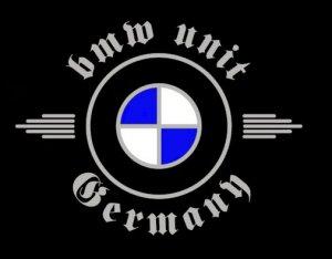 Clublogo BMW UNIT GERMANY e.V.