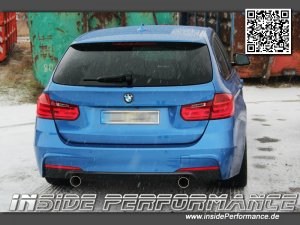 BMW-News-Blog: InsidePerformance Auspuffanlagen: 335i-Look f�r al - BMW-Syndikat