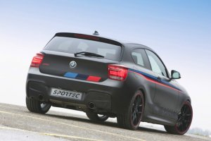 BMW-News-Blog: Sportec: BMW M135i Tuning in Genf mit 370 PS - BMW-Syndikat