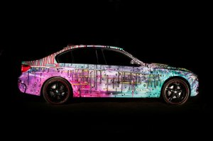 BMW-News-Blog: BMW 3er F30 Fluidum: Strahlendes Kunstwerk von And - BMW-Syndikat