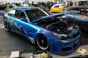 BMW-News-Blog: European Tuning Showdown 2013: Kreative Kandidaten - BMW-Syndikat