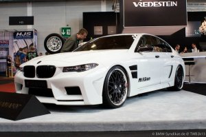BMW-News-Blog: Hamann Mission: Er geht breiter, der M5! - BMW-Syndikat