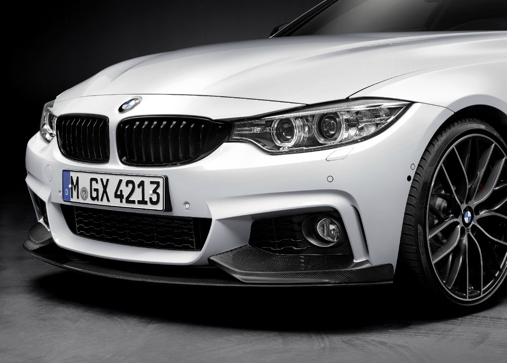 bmw 4er coup f32 m performance zeigt tuning zubeh r. Black Bedroom Furniture Sets. Home Design Ideas