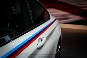 BMW-News-Blog: IAA_2013__BMW_435i_Coup___F32__mit_BMW_M_Performance_Zubehoer