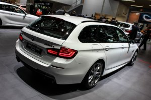 "BMW-News-Blog: BMW 5er M550d xDrive Touring F11 LCI: ""Sport""-Komb - BMW-Syndikat"