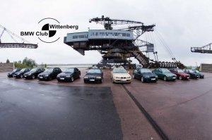 Clublogo BMW Club Wittenberg