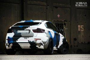 BMW-News-Blog: Der extremste BMW X6 M: �Stealth� von insidePerfor - BMW-Syndikat