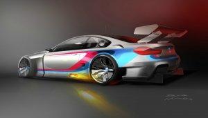 BMW-News-Blog: BMW Motorsport 2016: Z4 GT3 geht in Rente, M6 GT3 - BMW-Syndikat