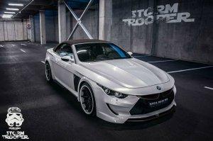 """BMW-News-Blog: BMW M6 (E64) """"Stormtrooper"""" von Vilner: Luxus-Cabr - BMW-Syndikat"""