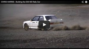 BMW-News-Blog: Video: So verwandelt Chris Harris den BMW M3 E30 z - BMW-Syndikat