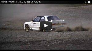 BMW-News-Blog: Video: So verwandelt Chris Harris den BMW M3 E30 z - BMW-Syndikat